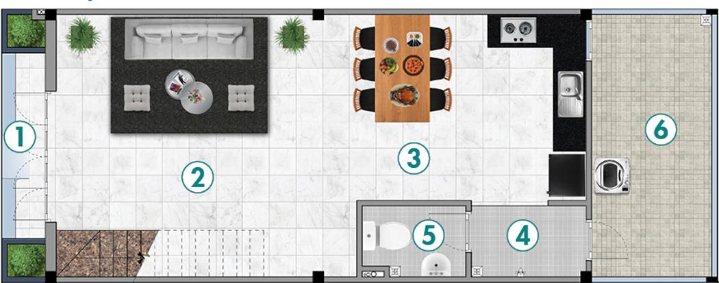 Nhà Phố i2-4C