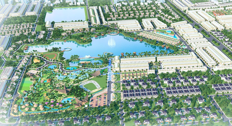 Mở bán giai đoạn 2 khu đô thị du lịch sinh thái Cát Tường Phú Sinh