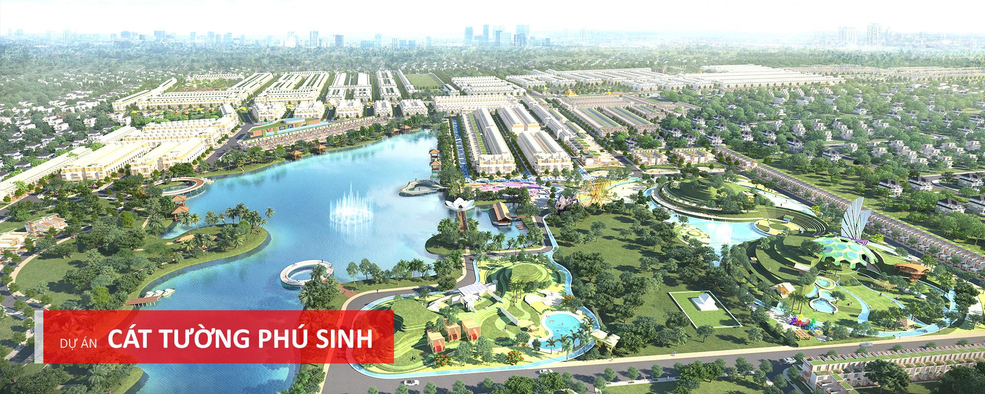 Dự án Cát Tường Phú Sinh