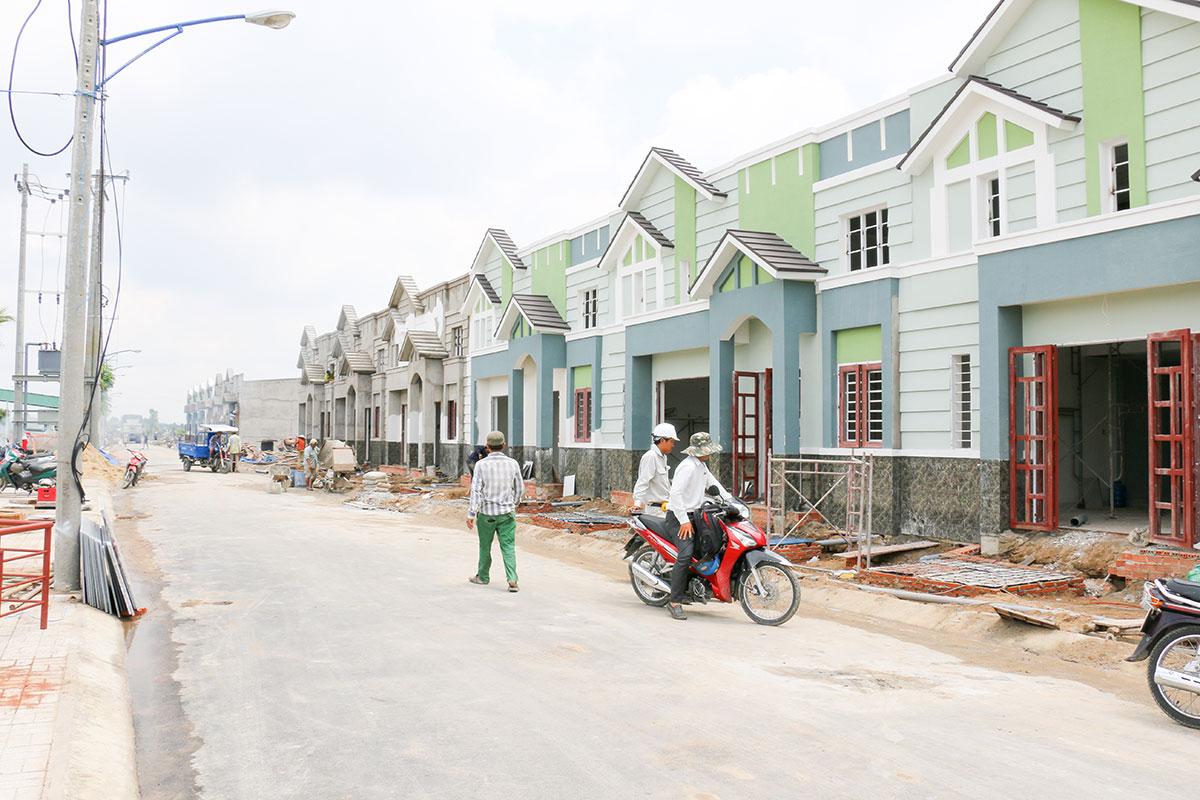 Sức hút từ Khu đô thị kết hợp du lịch sinh thái Cát Tường Phú Sinh