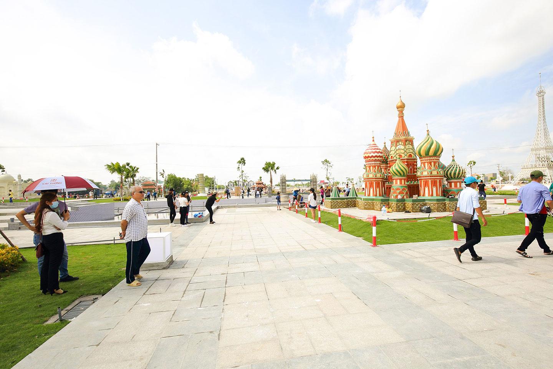 Sức hút đất nền, nhà phố khu Tây và Tây Bắc TP Hồ Chí Minh
