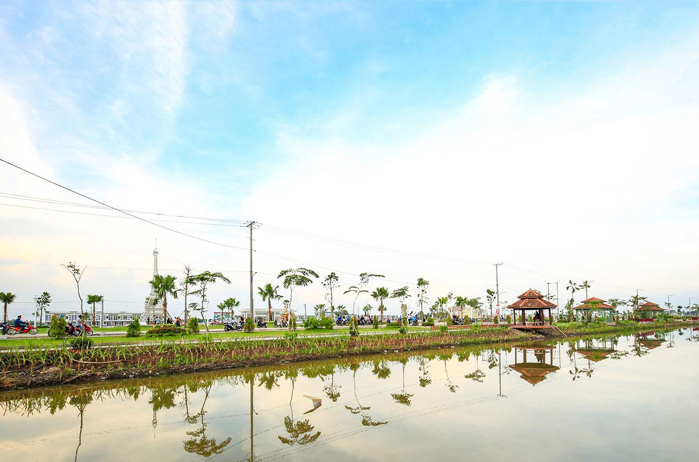 Mở bán khu đô thị du lịch sinh thái Cát Tường Phú Sinh