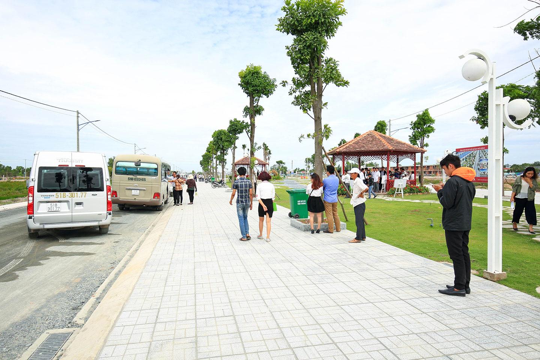 Khu đô thị du lịch sinh thái: Cơn gió mát của thị trường bất động sản Tây Bắc TP Hồ Chí Minh