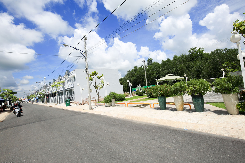 Cát Tường Phú Sinh – Nhà phố xanh mang lại cuộc sống mới đầy tiện ích