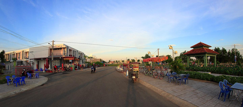 Mở bán nhà phố thương mại Cát Tường Phú Sinh