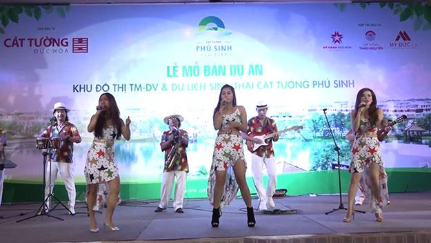 Mở bán Phố Thương Mại Lộc Phát  dự án Cát Tường Phú Sinh