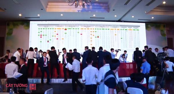 Lễ mở bán Dự án KĐT Cát Tường Phú Sinh - Đợt 10