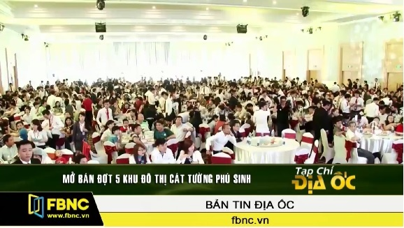FBNC - Mở bán đợt 5 khu đô thị Cát Tường Phú Sinh