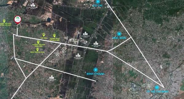 Thực Tế Dự Án Cát Tường Phú Sinh Eco City