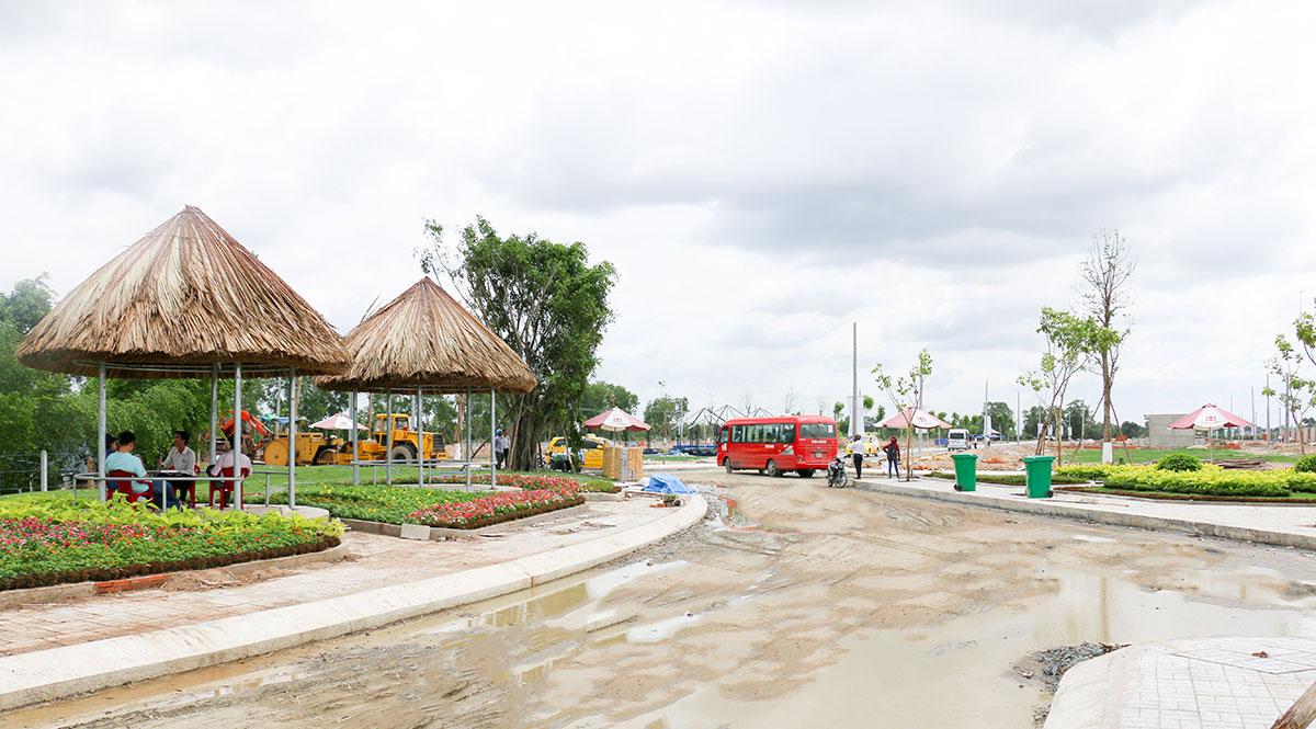 Cát Tường Phú Sinh – Khu đô thị du lịch sinh thái đáng sống bậc nhất phía Tây Bắc TP. HCM