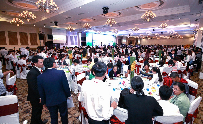 BĐS Long An giữ nhiệt: Hơn 500 nền đất tại Cát Tường Phú Sinh giao dịch thành công ngày mở bán