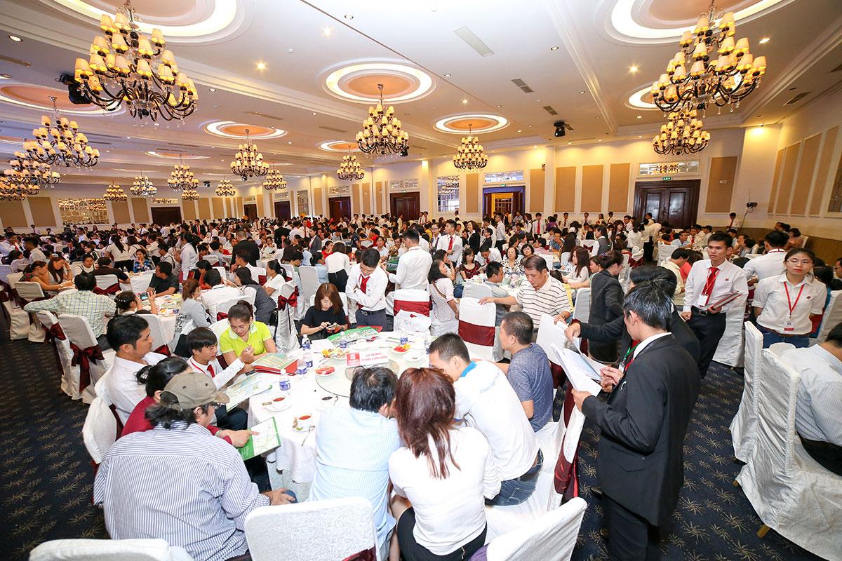 Mở bán thành công dự án Khu đô thị TM-DV & Du Lịch Sinh Thái Cát Tường Phú Sinh – Giai đoạn 1